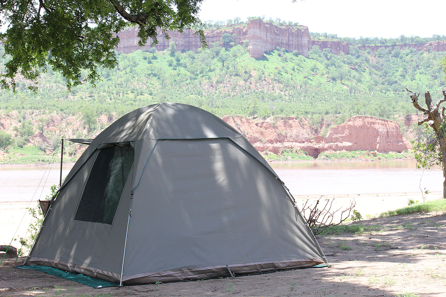 Tent-Below-the-Cliffs